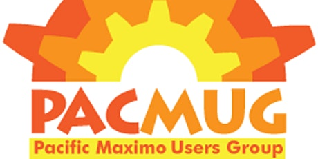 Pacific Maximo Users Group - 2021 Winter  Webinar January 27th tickets