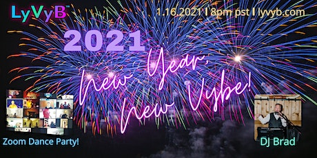 LyVyB Presents: New Year, New Vybe! With DJ Brad tickets