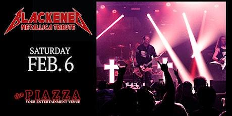Metallica Tribute - Blackened tickets