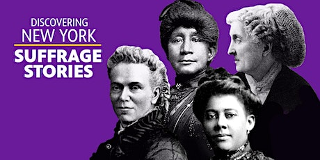 Panel Discussion for Discovering New York Suffrage Stories tickets
