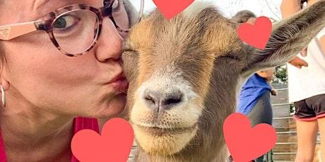 Valentine's Goat Yoga! - Sun, Feb 14 @ 10am tickets