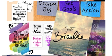 Designing Your 2021: Set Your Soulful Intentions & Create A Vision Board tickets