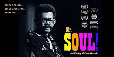 2021 TIFF Indie Lens Pop-Up Series | Mr. Soul! tickets