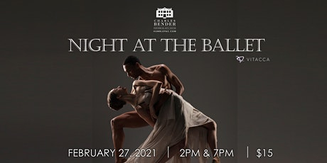 NIGHT AT THE BALLET tickets