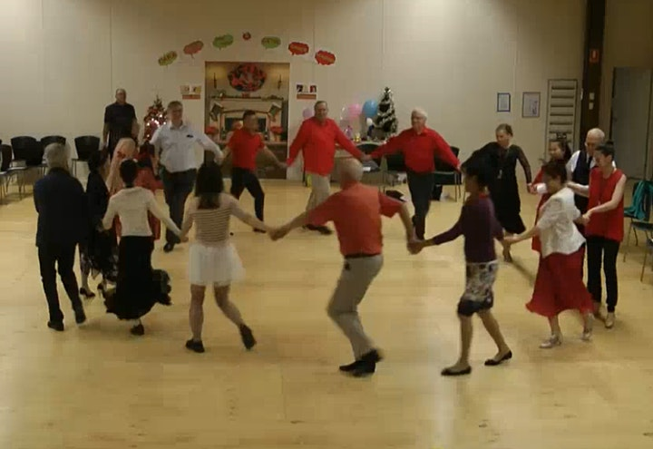 Tiara Ballroom & Latin Dance Workshops - Sunday Programs image
