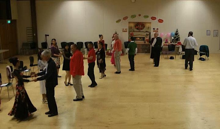 Tiara Ballroom & Latin Dance Workshop Fridays Beginners&Intermediate Levels image