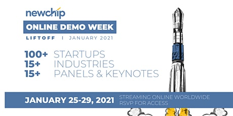 Newchip Online Demo Week - January 2021 entradas