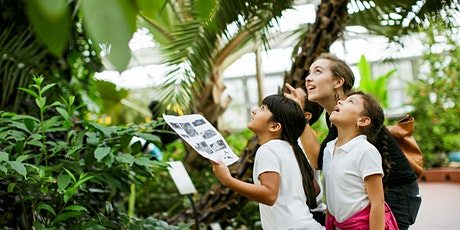 Virtual Field Trip for Homeschool Families: Intro to Plants tickets