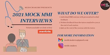Medicine Mock MMI 2021 tickets