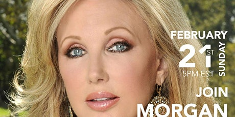 Morgan Fairchild Meet & Greet Event on FanRoom Live! tickets