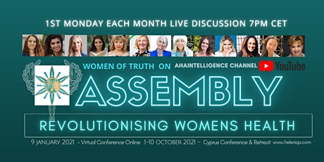 Women of Truth on Health: Assembly tickets