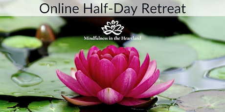 Online Half-Day Retreat tickets