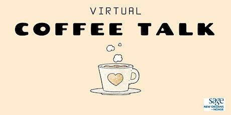 Virtual Coffee Talk tickets