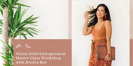 ENTREPRENEUR WORKSHOP Vision 2021: Intro to Entrepreneurship | Rae Studios tickets