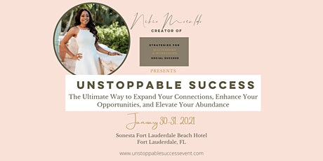 Unstoppable Success Event tickets