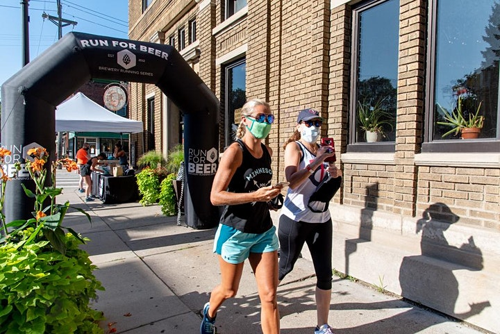 Beer Run - Whiner Beer Co. - 2021 IL Brewery Running Series image