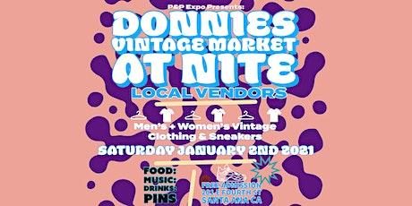 Donnies Vintage Night Market tickets