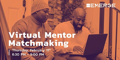 AIGA DFW Virtual Mentor Matchmaking tickets
