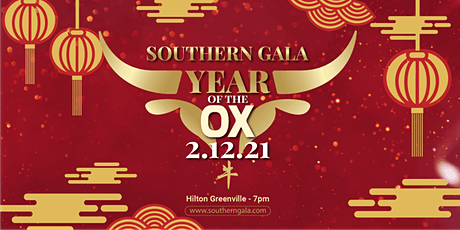 Southern Gala: Year of the Ox tickets
