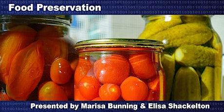 Food Preservation tickets