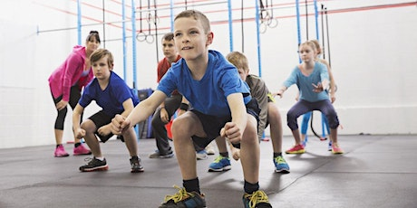 Thurgoona Kids Fitness Program - Presented by Jaded Fitness & Nutrition tickets