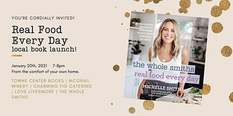 Real Food Everyday Virtual Event tickets