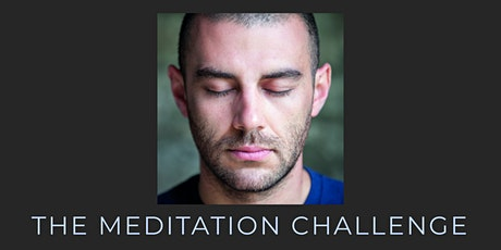 The Meditation Challenge tickets