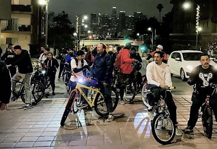 Black Sunday BMX Ride from Staples Center image