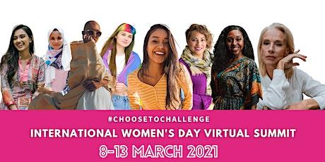 *VALENTINE'S DAY OFFER* -International Women's Day Virtual Summit 2021 tickets