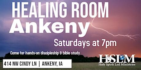 Healing Room - Ankeny, IA tickets