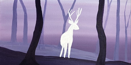 Painting Forest Deer tickets