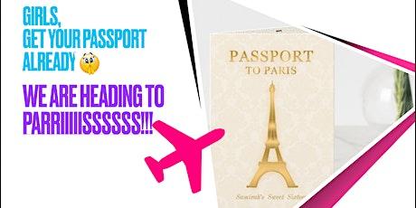 SAMIRAH SWEET 16 TRIP TO PARIS tickets