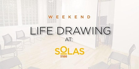 Online Life Drawing tickets
