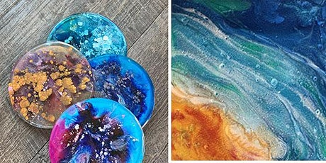 Resin Creations with Jen Livia tickets