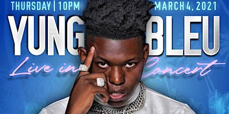 Yung Bleu LIVE IN CONCERT @ VIBEZ tickets