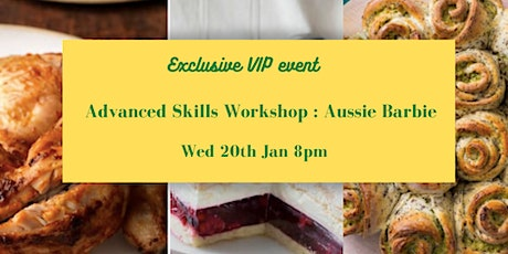 Thermomix Advanced Cooking Workshop tickets