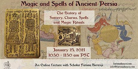 Magic and Spells of Ancient Persia tickets