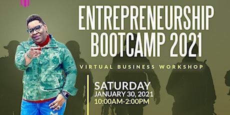 Entrepreneurship Bootcamp 2021 tickets