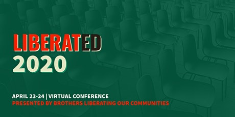 LiberatED Black Male Educator Conference tickets