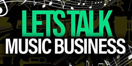 Let's Talk Music Business Sync/Music placement edition Tickets