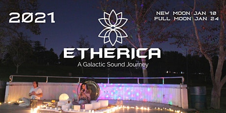 ETHERICA- Full Moon Outdoor Sound Healing Journey- Shine tickets