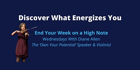 Discover What Energizes You tickets