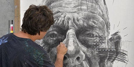 Drawing workshop with Andy Quilty tickets