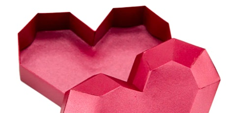 3D Paper Box tickets