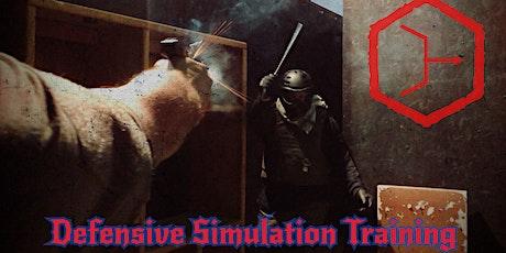 Prime Combat Training - Defensive Simulation Training tickets