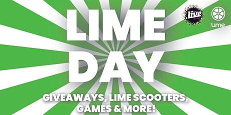 Lime Day 2021 tickets