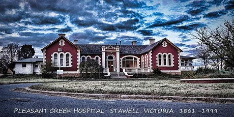 Pleasant Creek Hospital Paranormal Investigations - Overnight tickets