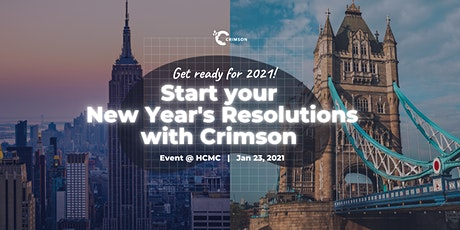 HCMC - Start your New Year's Resolutions with Crimson experts tickets