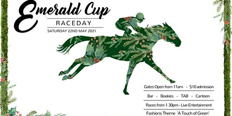Emerald Cup Race Day tickets