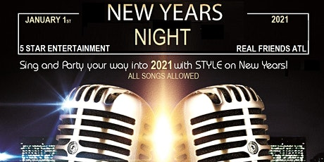 New Year's Night Karaoke tickets